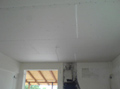 Εγκατάσταση ESWA. Κλείσιμο της οροφής.
